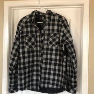 Billabong jacket lightweight NWT medium